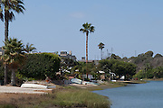 Newport Shores Park in Newport Beach
