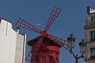 PR385 Stock Montmartre District, Paris