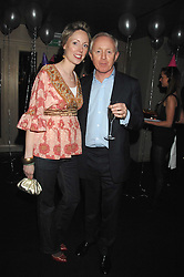 SIMON & REBECCA BREWER at a party to celebrate the 1st birthday of nightclub Kitts, 7-12 Sloane Square, London on 5th March 2008.<br /><br />NON EXCLUSIVE - WORLD RIGHTS