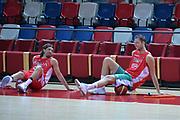 Filippo Baldi rossi<br /> Nazionale Italiana Maschile Senior<br /> Eurobasket 2017<br /> Allenamento<br /> FIP 2017<br /> Telaviv, 30/08/2017<br /> Foto Ciamillo - Castoria/ M.Longo