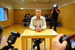 12.10.2011, Landesgericht, Leoben, AUT, Prozess gegen Mikhail Botwinov wegen falscher Zeugenaussage, im Bild Mikhail Botwinov, EXPA Pictures © 2011, PhotoCredit: EXPA/ S. Zangrando