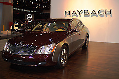 Maybach Rights Managed Stock Images
