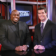 2007 NFL Network Jamie Dukes and Jesse Palmer