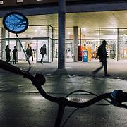 04.02.2017 Magdeburg, Otto-von-Guericke Universit&auml;t Magdeburg, Uni-Bibliothek.<br /> Vorlesungsfreie Zeit an der Uni Magdeburg, die Pr&uuml;fungen beginnen. Viele Studenten nutzen die Bibliothek auch am Wochenende um zu lernen, die Bibo hat bis 23Uhr ge&ouml;ffnet.<br /> <br /> Fotograf arbeitet Teilzeit f&uuml;r die Uni.<br /> <br /> &copy;Harald Krieg<br /> 01797760019