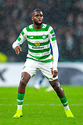 Odsonne Edouard (#22) of Celtic FC during the Europa League group stage match between Celtic and RP Leipzig at Celtic Park, Glasgow, Scotland on 8 November 2018.
