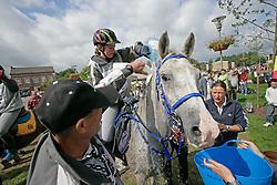 Ceuninck Valerie - Kouros des Iviers<br /> World Equestrian Games Aachen 2006<br /> Photo © Hippo Foto