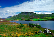 The mountain of Cader Idris in Wales, United Kingdom