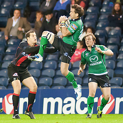 Edinburgh Rugby v Connacht | RaboDirect Pro12 League | 16 September 2011