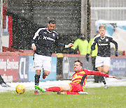 - Partick Thistle v Dundee, Ladbrokes Premiership at Firhill<br /> <br />  - &copy; David Young - www.davidyoungphoto.co.uk - email: davidyoungphoto@gmail.com