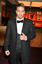 Matt Terry at the Giselle Premier VIP Party, St.Martin's Lane Hotel, London England. 11 January 2017.