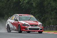 #114 GRIFFITHS / SHERIDAN Honda Accord  during CSCC Cartek Motorsport Modern Classics with Cartek Motorsport Puma Cup as part of the CSCC Oulton Park Cheshire Challenge Race Meeting at Oulton Park, Little Budworth, Cheshire, United Kingdom. June 02 2018. World Copyright Peter Taylor/PSP.