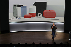 Google Launches New Phones - 4 Oct 2017