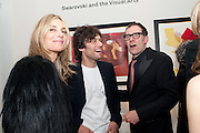 KIM HERSOV; BARRY REIGATE; DEXTER DALWOOD, Swarovski Whitechapel Gallery Art Plus Opera,  An evening of art and opera raising funds for the Whitechapel Education programme. Whitechapel Gallery. 77-82 Whitechapel High St. London E1 3BQ. 15 March 2012