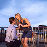 Caroline & Michael's Surprise Proposal