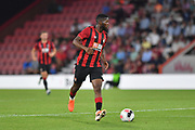 Jefferson Lerma (8) of AFC Bournemouth *** during the Pre-Season Friendly match between Bournemouth and SS Lazio at the Vitality Stadium, Bournemouth, England on 2 August 2019.