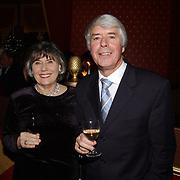 Kerstborrel Princess 2004, Klaas Wilting en vrouw gerda