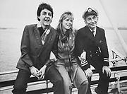 Paul &amp; Linda McCartney 1979 <br /> Back to the Egg tour