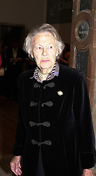 DAME JENNIFER JENKINS at a dinner in London<br />  on 23rd May 2000.OEL 18
