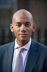 Chuka Umunna MP for Streatham and Shadow Secretary of State for Business, Innovation and Skills, London, UK, 24 February, 2013. Photo by i-Images...
