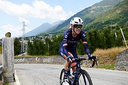 Rachel Neylan (AUS) during Stage 6 of 2019 Giro Rosa Iccrea, a 12.1 km individual time trial from Chiuro to Teglio, Italy on July 10, 2019. Photo by Sean Robinson/velofocus.com