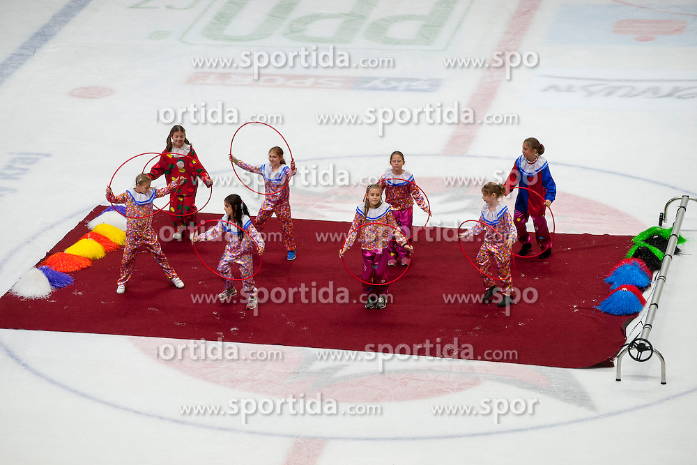 23.10.2016, Ice Rink, Znojmo, CZE, EBEL, HC Orli Znojmo vs HC TWK Innsbruck Die Haie, 13. Runde, im Bild v.l. // during the Erste Bank Icehockey League 13th round match between HC Orli Znojmo and HC TWK Innsbruck Die Haie at the Ice Rink in Znojmo, Czech Republic on 2016/10/23. EXPA Pictures © 2016, PhotoCredit: EXPA/ Rostislav Pfeffer