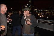 JON RONSON, Frieze party, ACE hotel Shoreditch. London. 18 October 2014