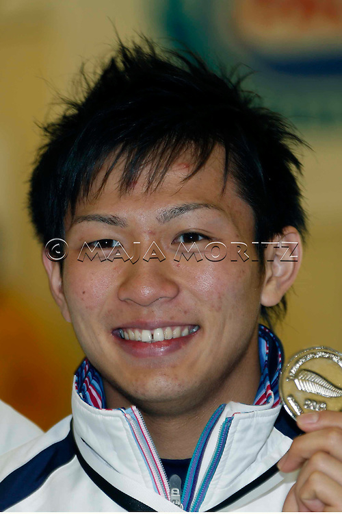 Silver Medals for Japan, men's team, Kosuke MOROZUMI