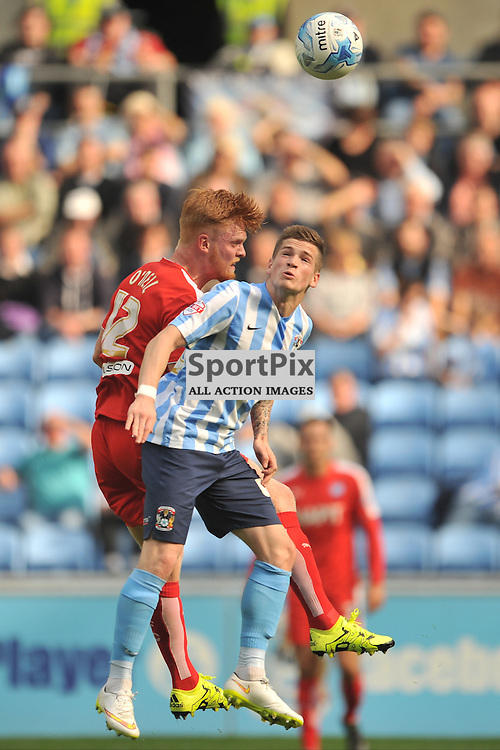 Coventry City v Chesterfield, Football League One, Ricoh Arena Coventry Saturday 19th September 2015