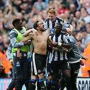 Newcastle United v West Ham United 240515