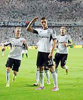 Fotball<br /> Kvalifisering UEFA Champions League<br /> 30.07.2014<br /> Legia Warszawa v Celtic 4:1<br /> Foto: imago/Digitalsport<br /> NORWAY ONLY<br /> <br /> Torjubel MICHAL ZYRO