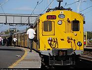 Metrorail Train Stock - 1 June 2017
