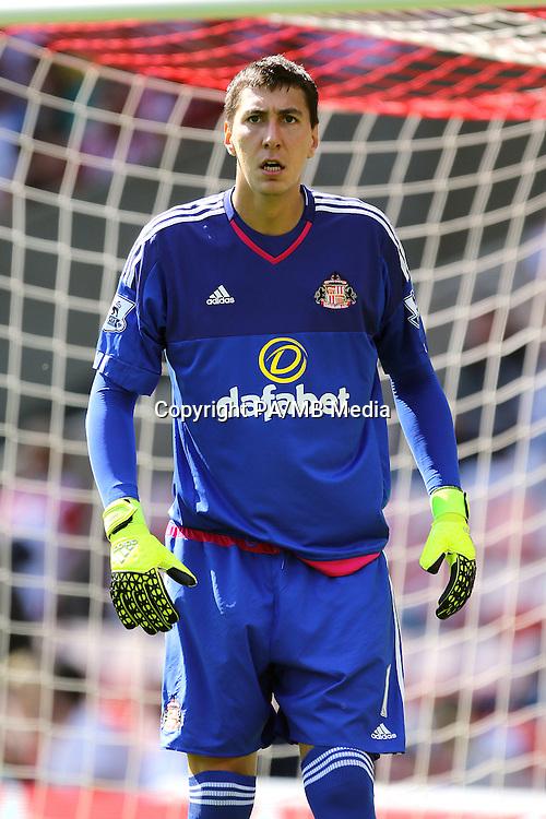 Sunderland goalkeeper Costel Pantilimon