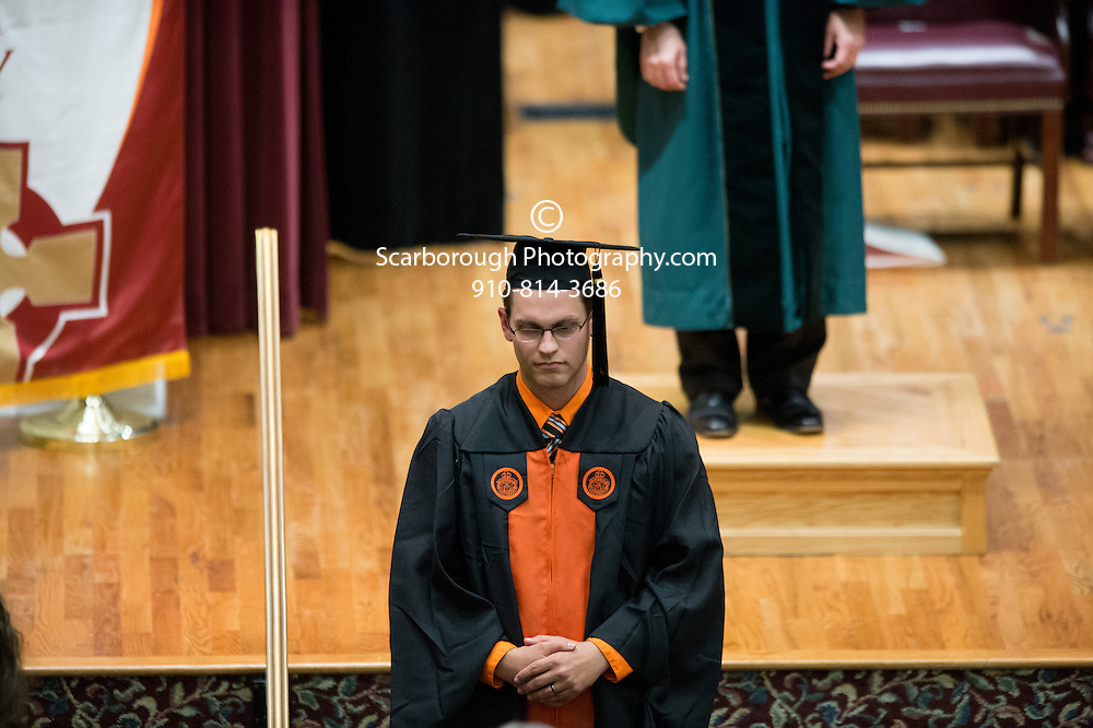 2016 Campbell University Divinity Graduation Ceremony