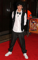 George Sampson StreetDance 3D DVD Launch Party, HMV Forum, Kentish Town, London, UK, 27 September 2010: For piQtured Sales contact: Ian@Piqtured.com +44(0)791 626 2580