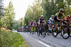 Katrine Aalerud (NOR) during Ladies Tour of Norway 2019 - Stage 2, a 131 km road race from Mysen to Askim, Norway on August 23, 2019. Photo by Sean Robinson/velofocus.com