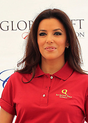Eva Longoria at The Global Gift celebrity charity golf tournament in Marbella ,Spain , Saturday 3rd August 2013 Photo by Daniel Perez / DyD Fotografos/ i-Images