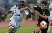 07 July 2016: USSDA (U18) - Playoff Action.  Whitecaps U-18 Residency defeats  Sacramento Republic FC in the USSDA quarterfinals at UBC Dhillon Field., British Columbia.  ****(Photo by Bob Frid - Vancouver Whitecaps FC 2016 - All Rights Reserved)