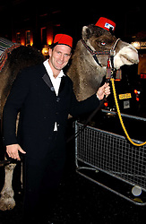 Former England rugby captain LAWRENCE DALLAGLIO at a party to celebrate the recent merger of Chelsea Mortgage Management with Cobalt Capital - A Night in Marrakesh held at Raffles, nightclub, Kings Road, London on 1st December 2005.<br />