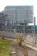 Strabag AG Zentrale, Wien.Architektur: Ernst Hoffmann, Franz Janz