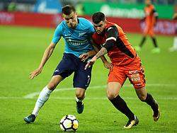 August 3, 2017 - St. Petersburg, Russia - FC Zenit v FC Bnei Yehuda. UEFA Europa League 2017/2018. Third qualifying round. (Credit Image: © Russian Look via ZUMA Wire)