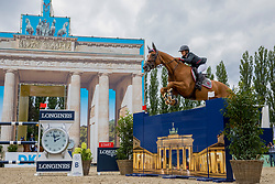 Goldstein Danielle, ISR, Lizziemary<br /> CSI5* Global Champion Tour of Berlin 2017<br /> © Hippo Foto - Dirk Caremans