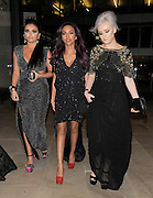 04.OCTOBER.2012. LONDON<br /> <br /> LITTLE MIX CELEBRATE LEIGH-ANNE PINNOCK'S 21ST BIRTHDAY AT MADISONS BAR AND RESTAURANT IN ST.PAULS, LONDON.<br /> <br /> BYLINE: EDBIMAGEARCHIVE.CO.UK<br /> <br /> *THIS IMAGE IS STRICTLY FOR UK NEWSPAPERS AND MAGAZINES ONLY*<br /> *FOR WORLD WIDE SALES AND WEB USE PLEASE CONTACT EDBIMAGEARCHIVE - 0208 954 5968*