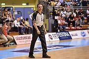 DESCRIZIONE : Supercoppa 2015 Semifinale Olimpia EA7 Emporio Armani Milano - Umana Reyer Venezia<br /> GIOCATORE : Emanuele Aronne<br /> CATEGORIA : Ritratto Before Pregame Arbitro Referee<br /> SQUADRA : AIAP<br /> EVENTO : Supercoppa 2015<br /> GARA : Olimpia EA7 Emporio Armani Milano - Umana Reyer Venezia<br /> DATA : 26/09/2015<br /> SPORT : Pallacanestro <br /> AUTORE : Agenzia Ciamillo-Castoria/L.Canu