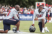 The Houston Texans open training camp Sunday July 31, 2016 at NRG Park. (Michael Starghill, Jr.)