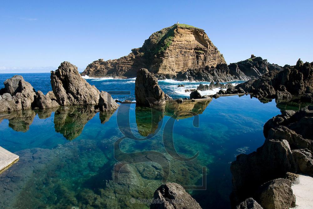 Piscinas Do Porto Moniz Natural Swimming Pools Of Porto