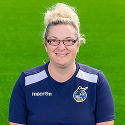 Nikki Parker - Ryan Hiscott/JMP - 14/09/2018 - FOOTBALL - Lockleaze Sports Centre - Bristol, England - Bristol Rovers U18 Academy Headshots and Team Photo