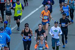 04-11-2018 USA: 2018 TCS NYC Marathon, New York<br /> Race day  TCS New York City Marathon / Kika