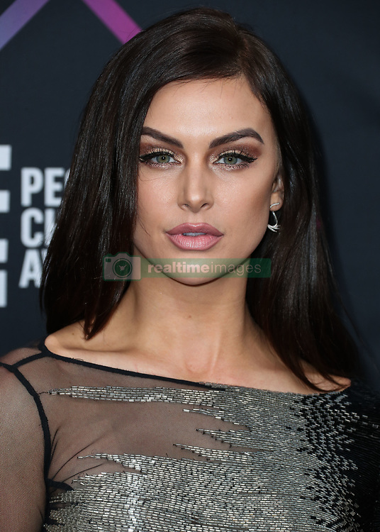 SANTA MONICA, LOS ANGELES, CA, USA - NOVEMBER 11: People's Choice Awards 2018 held at Barker Hangar on November 11, 2018 in Santa Monica, Los Angeles, California, United States. 11 Nov 2018 Pictured: Lala Kent. Photo credit: Xavier Collin/Image Press Agency/MEGA TheMegaAgency.com +1 888 505 6342