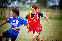 Tahuichi soccer academy brings soccer stars from the United States to a summer boot camp in San Jose, Bolivia.