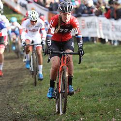 19-01-2020: Wielrennen: Wereldbeker Veldrijden: Nommay <br />Annemarie Worst
